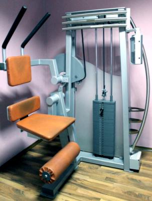 Muskelaufbau-Frauen-Weissenfels